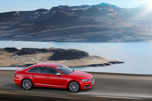 Audi in September: New A4 up by more than 20 percent in Europe