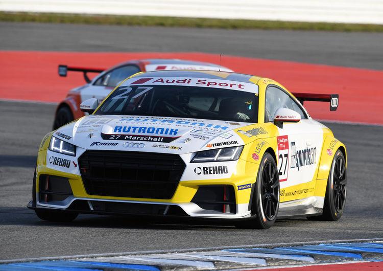 Audi Sport TT Cup, Finale Hockenheim 2016