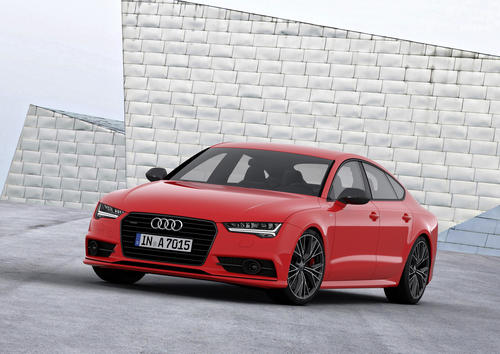 Audi A7 Sportback 3.0 TDI competition (2014)