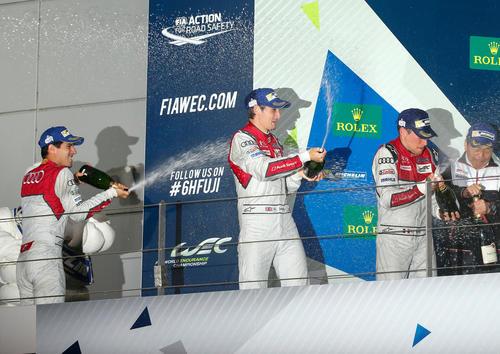 WEC Fuji 2016