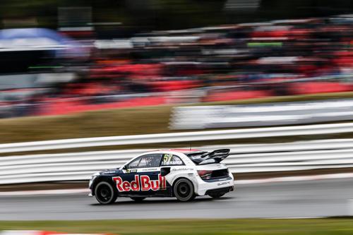 Toomas Heikkinen (Audi S1 EKS RX quattro)