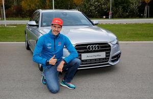 DSV-Athleten starten mit Audi in die Skisaison
