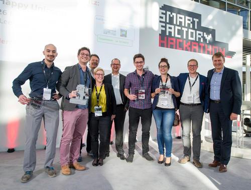 Smart Factory Hackathon