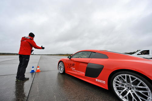 Audi Sport TT Cup, driver evaluation for 2017