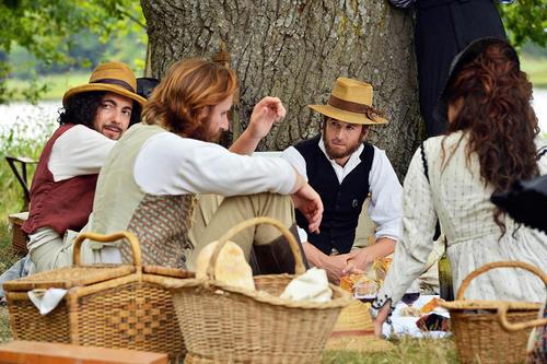 """Der Film des Monats im Audi Programmkino: """"Meine Zeit mit Cézanne""""."""