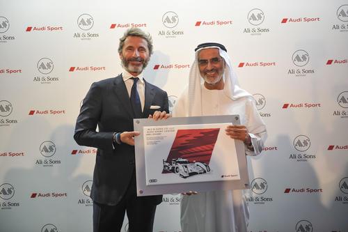 Audi Sport Center Abu Dhabi