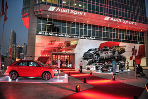 Audi Sport Center Abu Dhabi