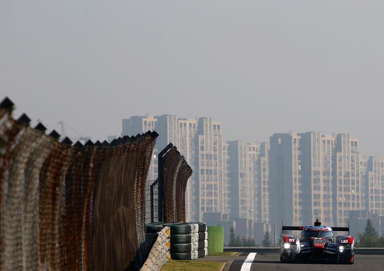 WEC Shanghai 2016