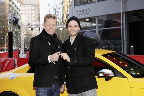 Audi Berlinale Lounge: Treffpunkt für Prominente, Filmfans und Autoexperten