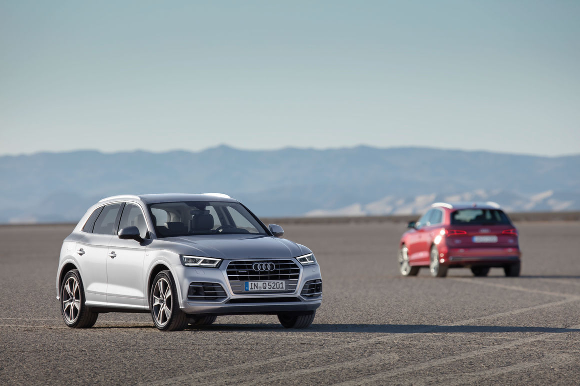 Audi best European brand in the Consumer Reports Reliability