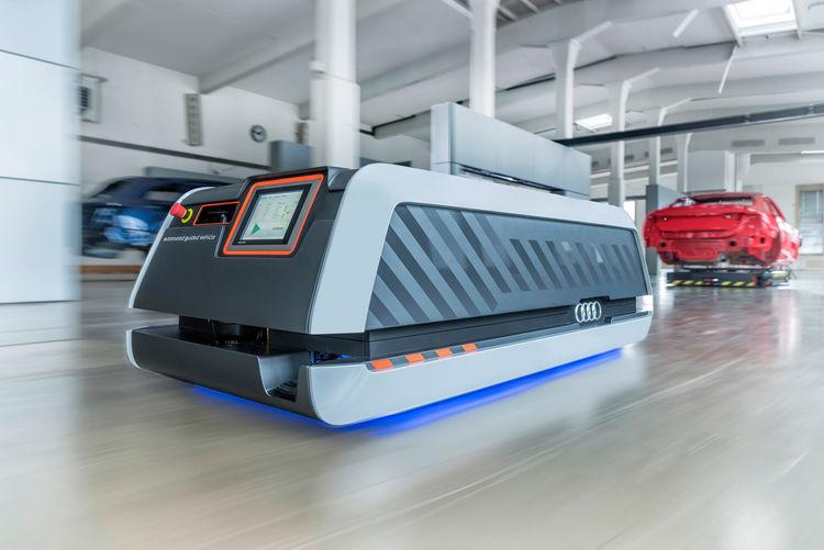 Audi TechDay Smart Factory