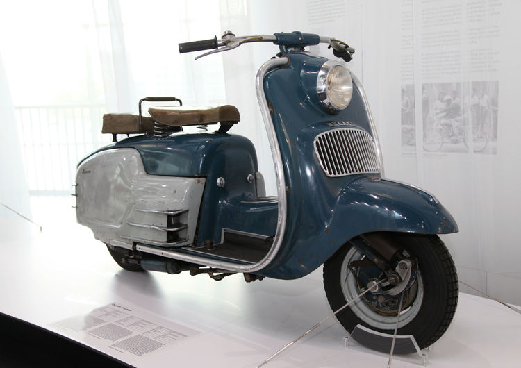 Ducati's passion on show at Audi museum mobile