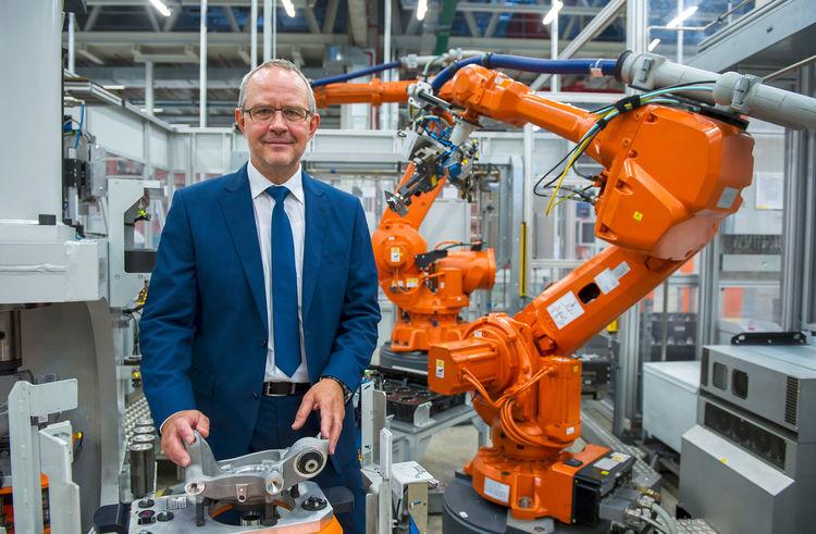 Audi-Fertigung in Münchsmünster läuft auf Hochtouren