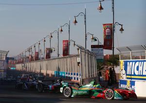 FIA Formel E 2016/2017, Marrakesch