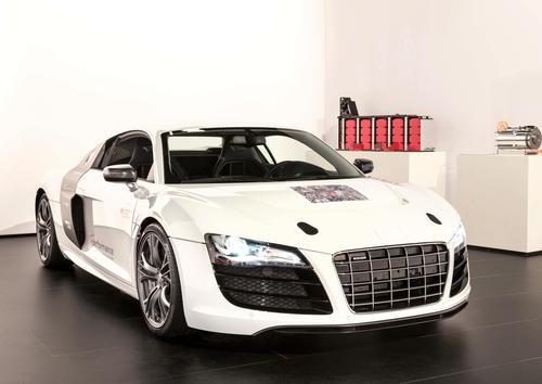 Audi future lab: mobility