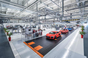 Die Audi Böllinger Höfe