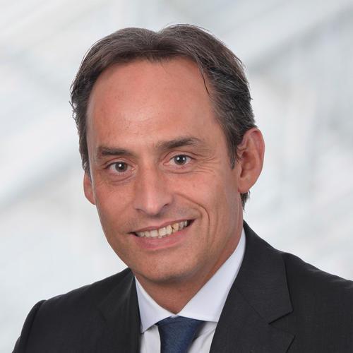 """André Konsbruck, Vice President Sales Americas"""