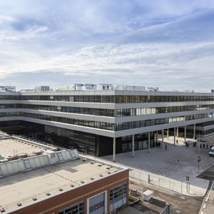 More room for the modern way of working: new office complex for Audi in Ingolstadt