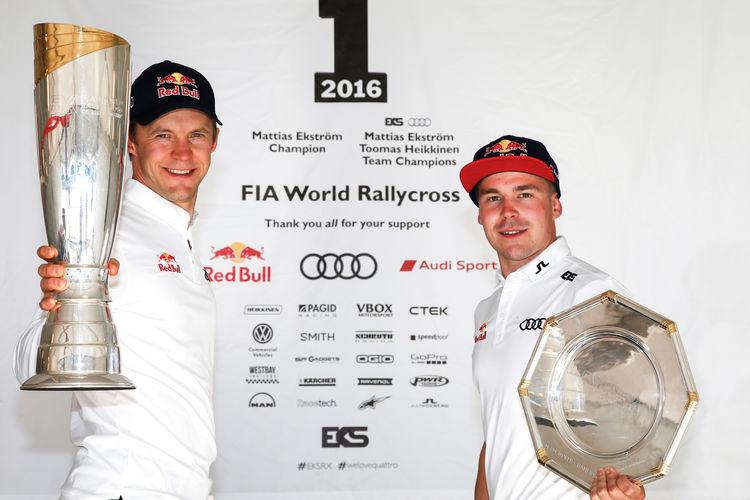 FIA-Rallycross-Weltmeisterschaft, Finale Argentinien