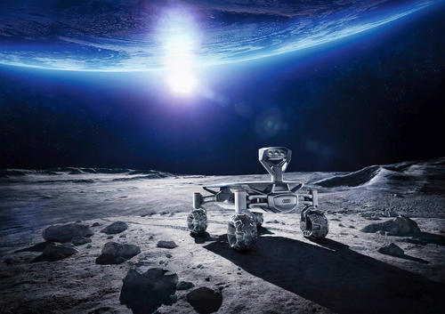 Part-Time Scientists und Audi lunar quattro bereit für den Start zum Mond