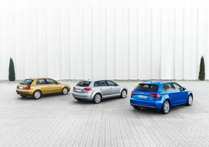 Audi A3, Audi A3 Sportback