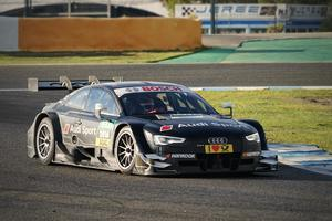 DTM Young Driver Test Jerez 2016