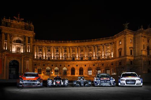 FIA-Preisverleihung 2016, Wien