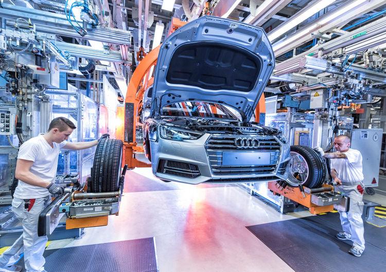 Audi verlängert Beschäftigungsgarantie