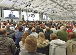 Vierte Betriebsversammlung 2016