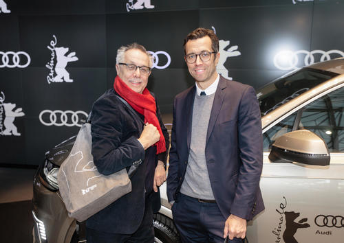 Audi extends partnership with the Berlin International Film Festival to 2019
