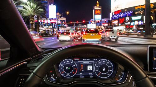 Audi vernetzt sich mit Ampeln in den USA