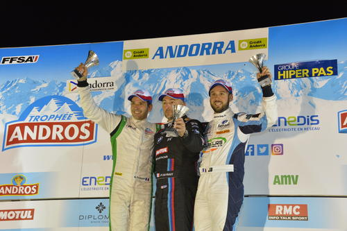 Trophée Andros 2016/2017