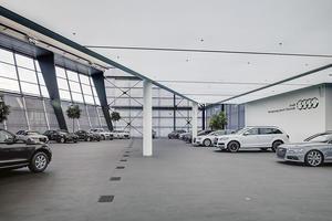 AUDI AG: Auslieferungsrekord in Neckarsulm
