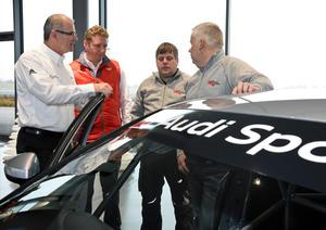 Audi RS 3 LMS Übergabe Neuburg