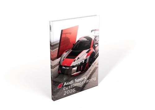 Audi Sport customer racing 2016