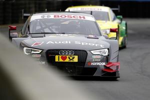 Audi in der DTM: Platz eins in Moskau im Visier