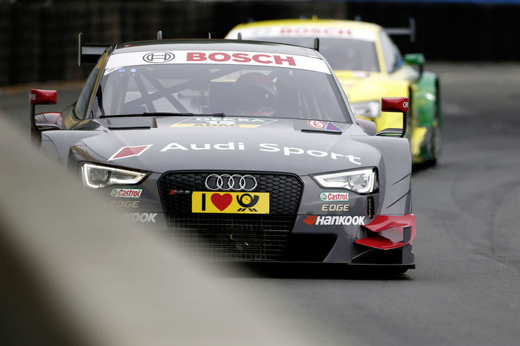 Audi in the DTM: Aiming for first place at Moscow