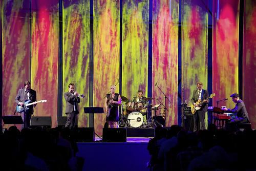 Die Jazzkantine brachte am 06. Juli 2014 groovigen Sound ins Audi Forum Neckarsulm.