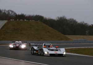 Audi Neuburg ist das Kompetenzzentrum für die Motorsport-Aktivitäten der AUDI AG.