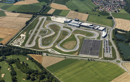 Driver training courses, events and motorsport: Audi Neuburg the visitor magnet.