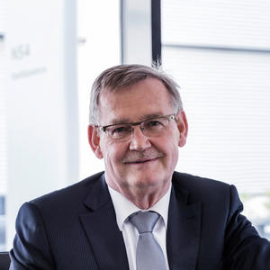 Werner Zimmermann, Head of Quality Assurance AUDI AG