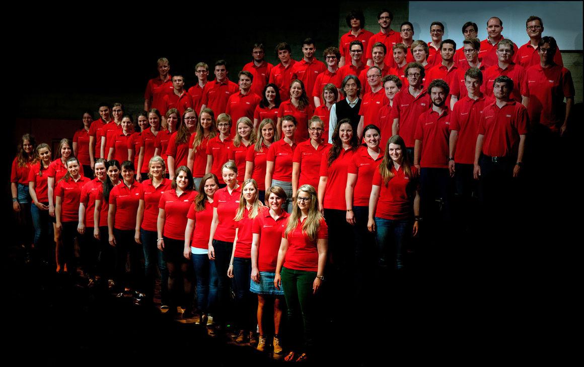 Audi Jugendchorakademie singt am 13. Januar 2017 bei Elbphilharmonie-Eröffnung