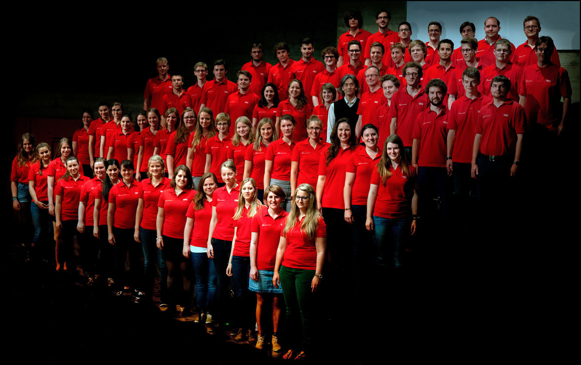 The Audi Yout Choir Academy