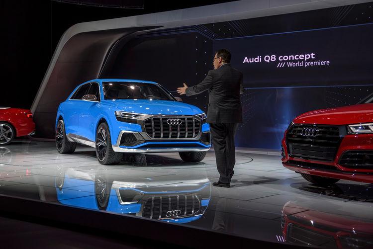NAIAS Detroit Audi MediaCenter - Audi detroit