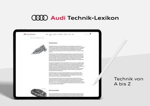 Audi Technik Lexikon