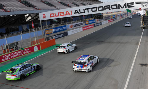 TCR Middle East Series 2017