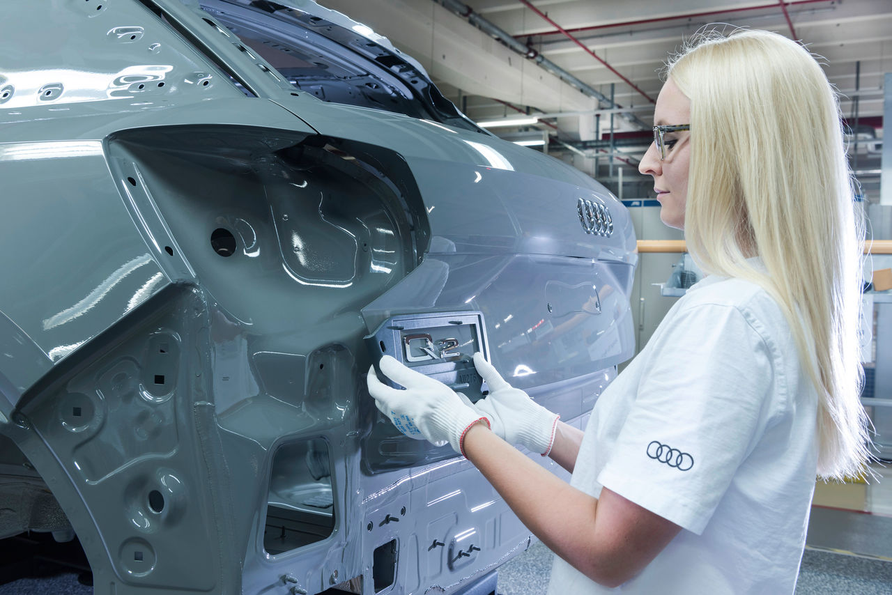 Audi profit-sharing bonus increases to €4,770