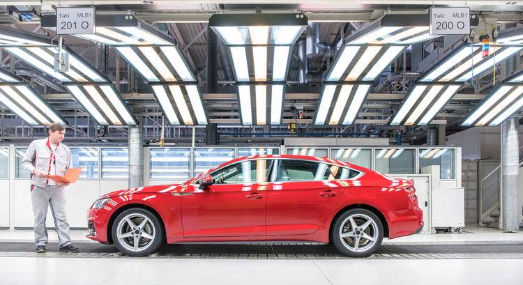 Audi A5 Coupé/Sportback