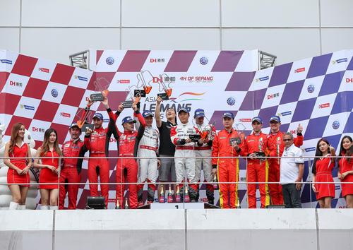 Asian Le Mans Series 2016/2017