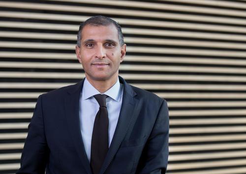 Dr. Tarek Mashhour  Leiter Zentralfunktionen Produktion